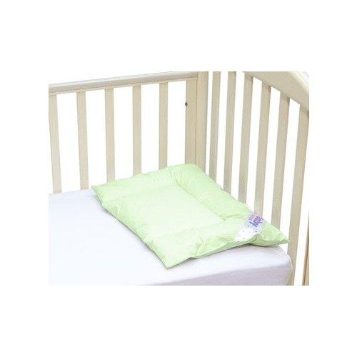 Подушка детская OL-TEX Baby Бамбук 40x60 салатовая / для новорожденных / для младенца / для новорожденных / для малыша под голову