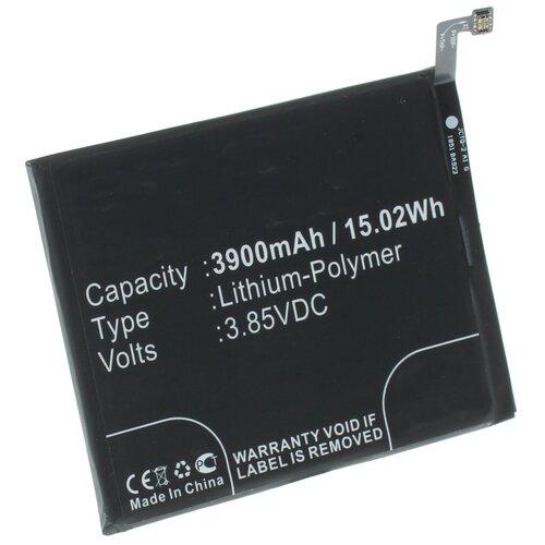 Аккумуляторная батарея iBatt 3900mAh для Meizu BA923