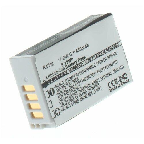 Аккумулятор iBatt iB-B1-F434 850mAh для Nikon EN-EL22,