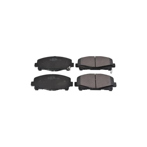 NIBK pn8865 (45022TL0G50 / 45022TL0G50 / 45022TL0G51 ) колодки тормозные дисковые Honda (Хонда) Accord (Аккорд) 2.4 2008 - 2015 Honda (Хонда) Accord (Аккорд) 2.0 2008 - Honda (Хонда) Accord (Аккорд) 2.2