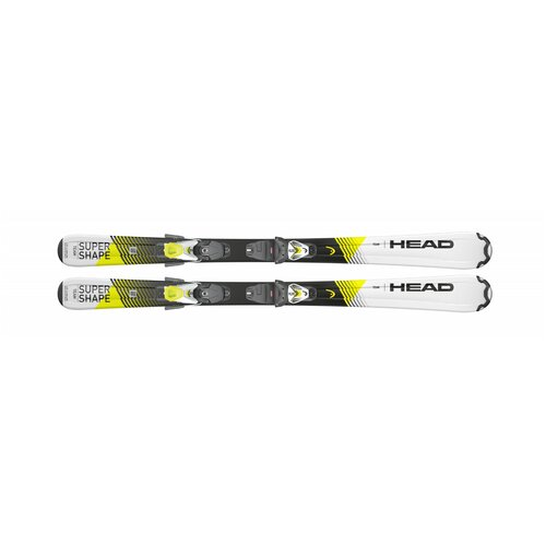 Детские горные лыжи Head Supershape Team SLR Pro + Крепление SLR 7.5 (2020/2021)