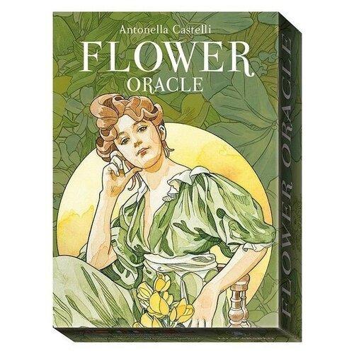 Карты Таро Цветочный оракул / оракул цветов / Bach Flower Inspirational Cards - Lo Scarabeo