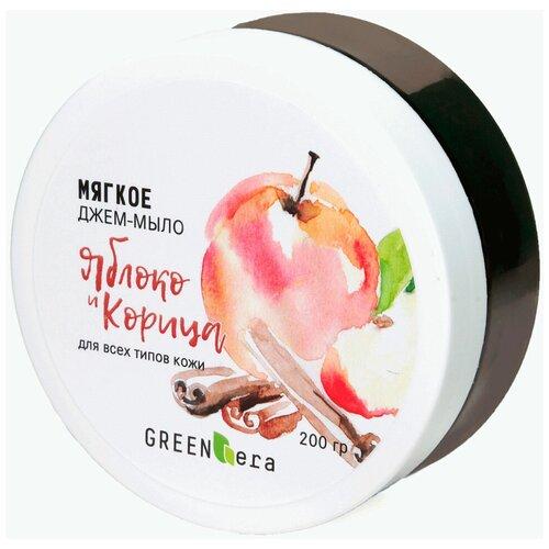 Фото - Green Era Джем-мыло Яблоко и корица (Бельди) джем yummy яблоко корица без сахара 350 г