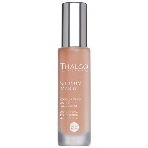 Купить Thalgo Тональный крем Silicium Marin Anti-Ageing Foundation, 30 мл, оттенок: natural