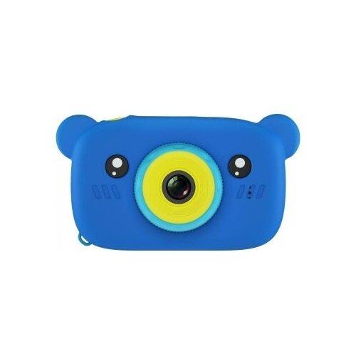 Фото - Детский цифровой фотоаппарат Мишка Синий / Kids Camera Blue sinca s1930f pc swimming goggle for kids blue