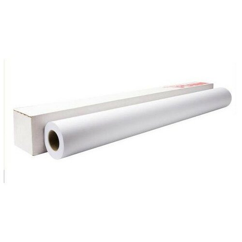 Фото - Бумага широкоформатная ProMEGA engineer 80г 914ммх45м 50,8мм широкоформатная бумага epson