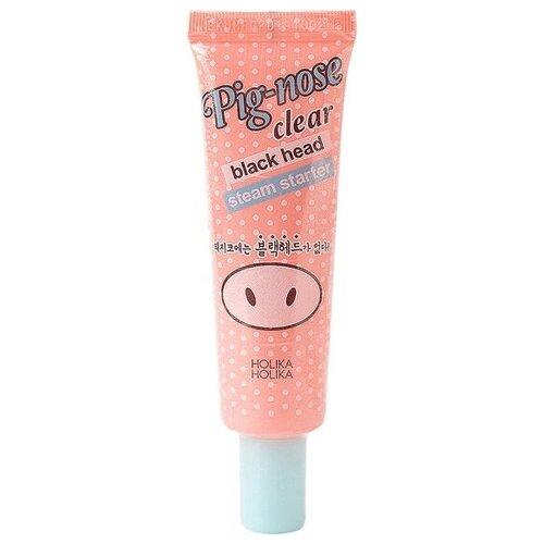 Термо-гель для очистки пор Pig-nose clear black head steam starter Holika Holika, 30 мл недорого