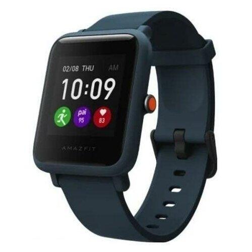 Умные часы Amazfit BIP S Lite Oxford Blue (RU)