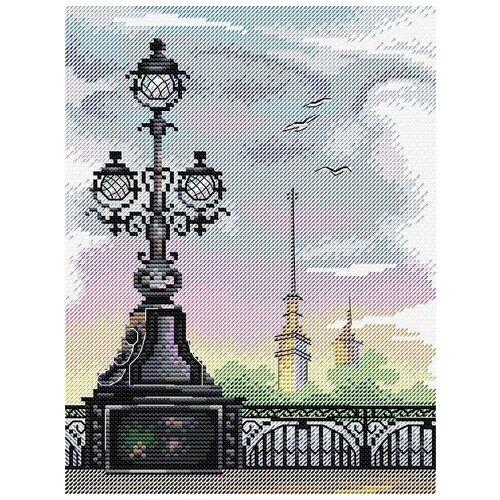 Набор Санкт-Петербург 22х17 МП-Студия М-445 22х17 МП-Студия М-445