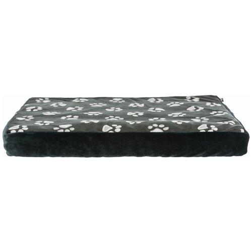 Лежак, 60 х 40 см, черный, Trixie (лежак для собак, 36620, серия Jiммy)