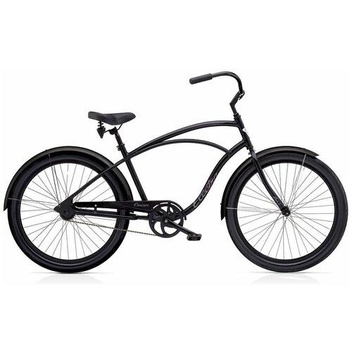 Велосипед городской Electra Cruiser 1 Matte Black(В собранном виде)