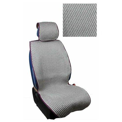 Накидки на сиденья, плетеные, Classic New Plus комплект, Серый, CNP022