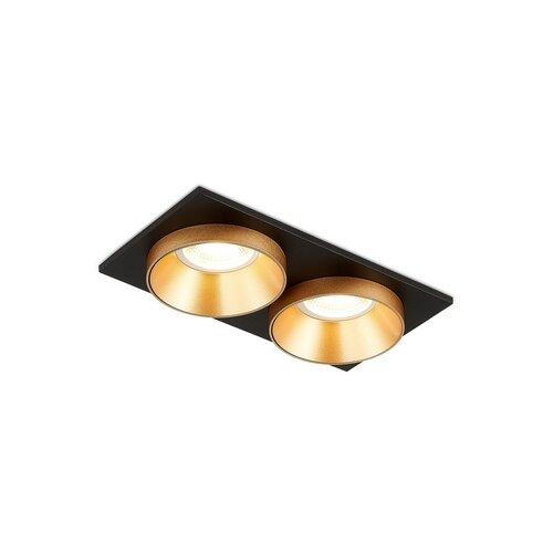 Встраиваемый светильник Syneil 2068-2DLBG