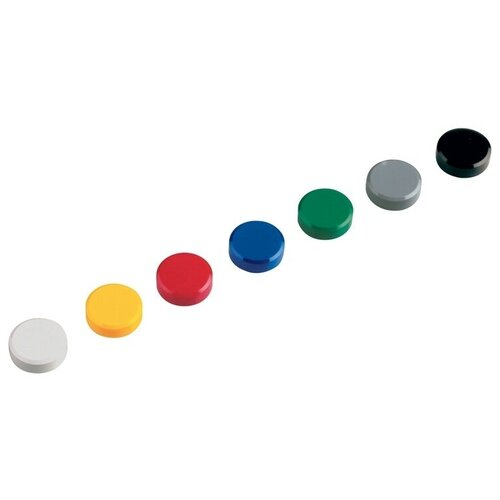 Фото - Магнитный держатель Maul Hebel для досок, 20 мм, круглый, 20 штук в наборе стиратель hebel maul 6385382 для досок фетр 9 4x4 9см серый