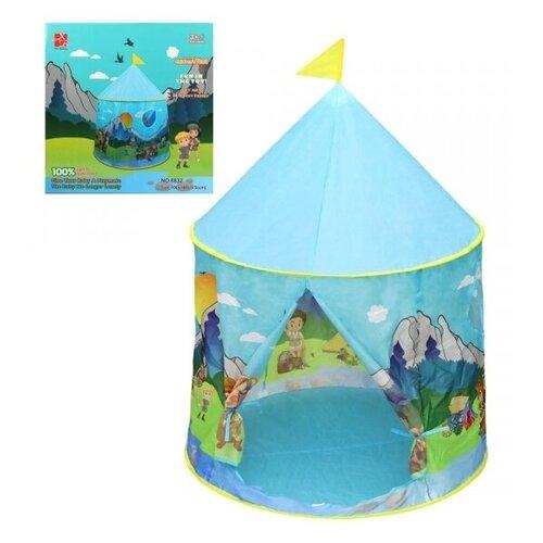 Купить Палатка игровая Экспедиция, коробка, Наша игрушка, Игровые домики и палатки