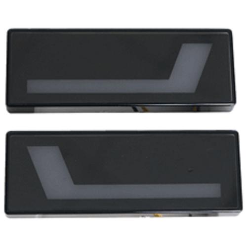 Повторитель поворота ВАЗ 2121,21213,21214,нива урбан тюнинг LED(желтый свет)к-т 2 шт.N010