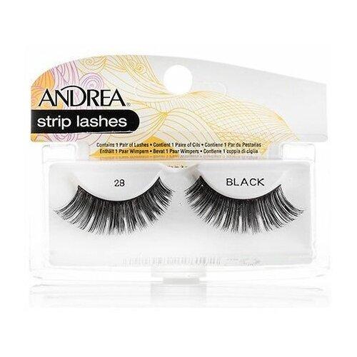 Фото - Andrea Mod Strip Lashes 28 Накладные ресницы накладные ресницы strip lashes brown no 53