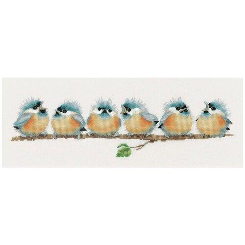 Купить Heritage Набор для вышивания Хор пернатых 34 x 9 см (VPCL703E), Наборы для вышивания