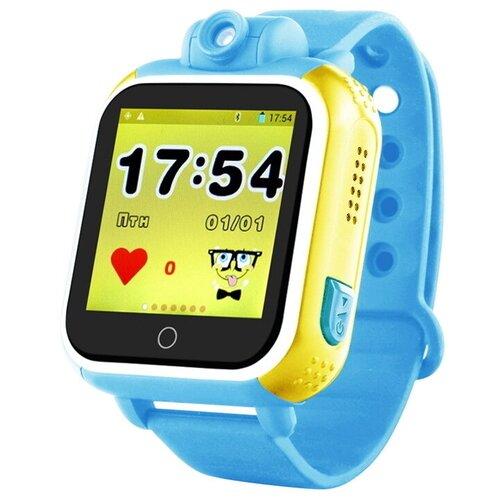 Детские умные часы Aspect Baby Watch Q200 синие