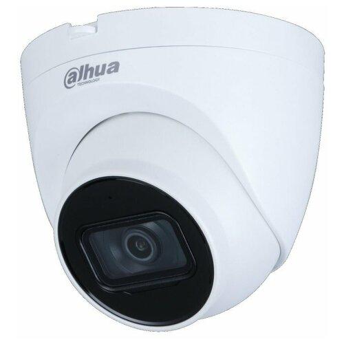 Камера видеонаблюдения Dahua DH-HAC-HDW2241TP-A-0360B белый камера видеонаблюдения dahua dh hac hfw1409tp a led 0360b 1440p 3 6 мм белый