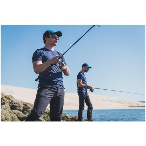 Набор: удилище для морской ловли на блесну ILICIUM-500 270 CAPERLAN Х Декатлон NO SIZE