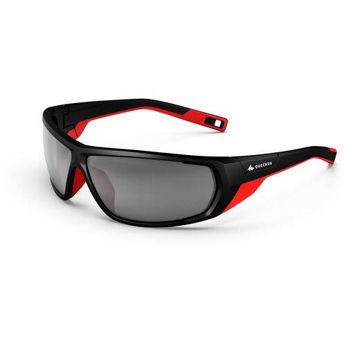 очки солнцезащитные для походов детские mh k120 2–4 лет категория 4 quechua x декатлон Очки солнцезащитные походные MH570 для взрослых поляризационные категория 4 QUECHUA X Декатлон