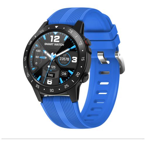 Часы Smart Watch M5S GARSline синие