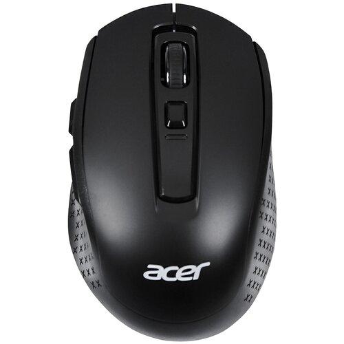 Мышь Acer OMR060 черный оптическая (1600dpi) беспроводная USB (7but)