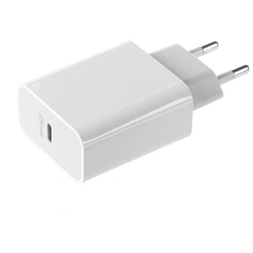 Фото - Зарядное устройство Media Gadget HPS-110UC USB Type-C Power Delivery White MGHPS110UCWT зарядное устройство media gadget hps 110uc usb type c power delivery white mghps110ucwt