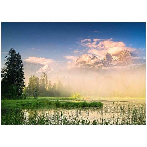 Пазл Schmidt 1000 деталей: Озеро Таубензее