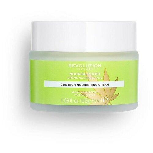 MAKEUP REVOLUTION Revolution Skincare, Nourish Boost - питательный крем