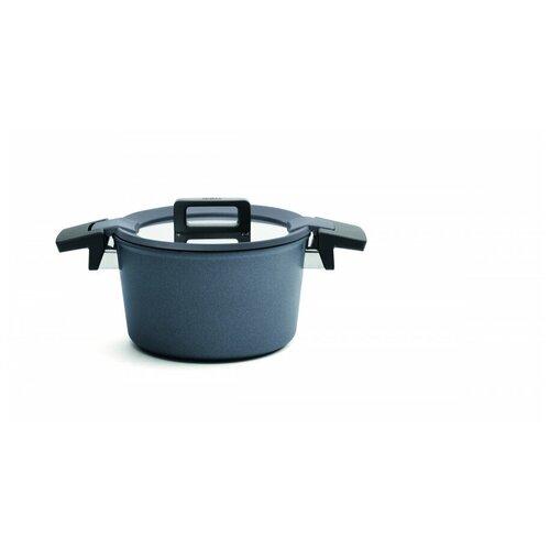 Фото - Кастрюля с крышкой WOLL Concept Plus арт. 120CP, d-20 см, h-11.5 см, 3 л кастрюля с крышкой woll concept plus арт 120cp d 20 см h 11 5 см 3 л