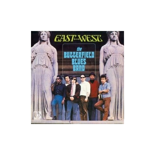 butterfield blues band butterfield blues band keep on moving colour Виниловые пластинки, MUSIC ON VINYL, THE BUTTERFIELD BLUES BAND - East-West (LP)