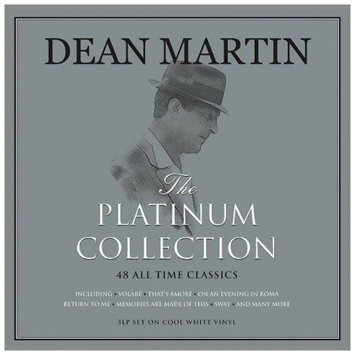 Виниловая пластинка Not Now Music Dean Martin - Platinum Collection (3LP White Vinyl) недорого