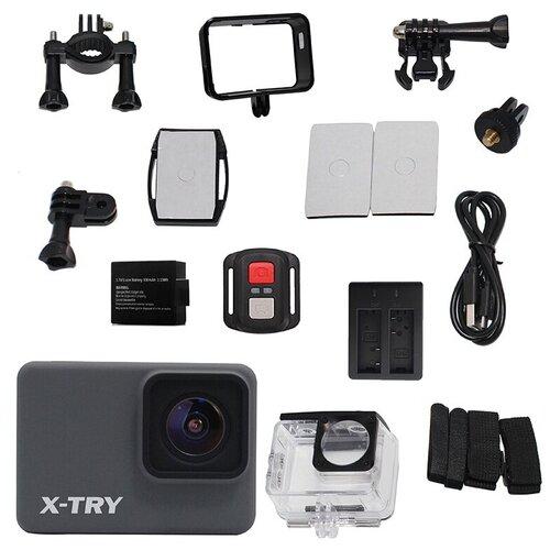 Фото - Экшн-камера X-TRY XTC263 RC Real 4K Wi-Fi Battery экшн камера x try xtc262 real 4k wi fi power