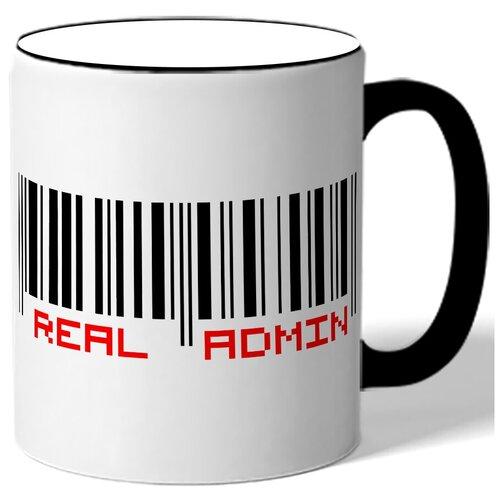 Кружка Real Admin admin