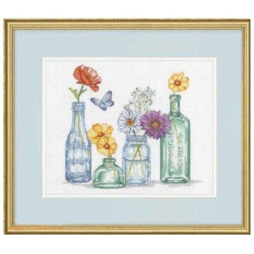 Набор для вышивания Dimensions Полевые цветы 35397