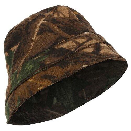 Панама-накомарник Трансформер, цвет светлый лес, ткань смесовая, размер 58 6853715