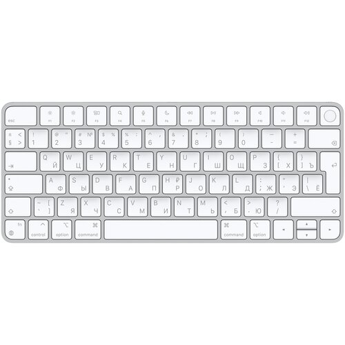 Клавиатура Apple Magic Keyboard with Touch ID [MK293RS/A]