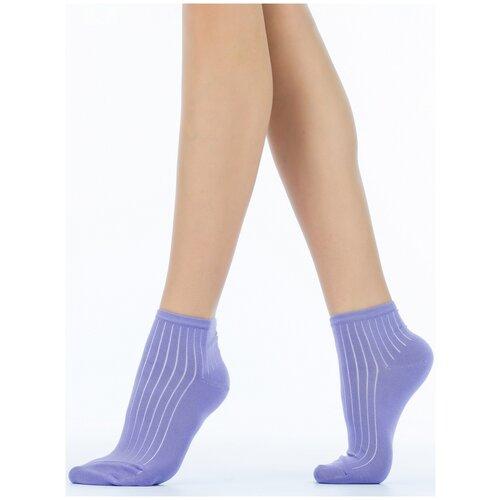 Носки Giulia WS2 NUDE 001 размер 36-38, lavender (Разноцветный)
