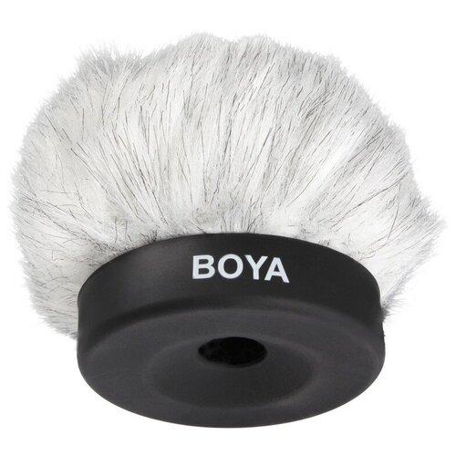 Фото - Ветрозащита Boya BY-P50 ветрозащита boya by b04 для микрофонов пушек