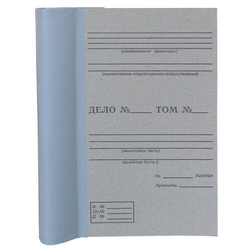 Папка архивная для переплета картон/ бумвинил, 50 мм 3 шт.
