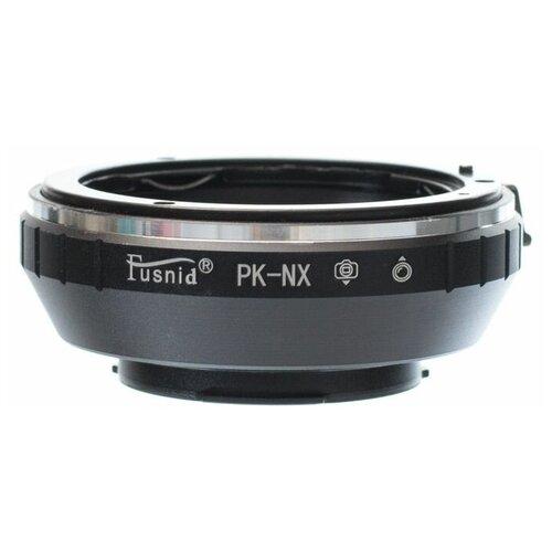 Фото - Переходное кольцо FUSNID с байонета Pentax на Samsung NX (PK-NX) переходное кольцо dofa с байонета pk на micro 4 3 pk m43