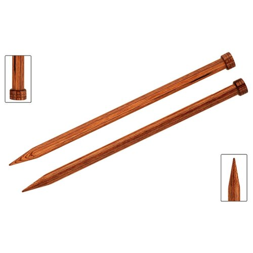 Купить Спицы прямые Ginger 5, 5мм/25см, KnitPro, 31148, Knit Pro