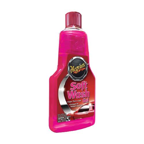 Автомобильный шампунь-гель Soft Wash Gel 473мл
