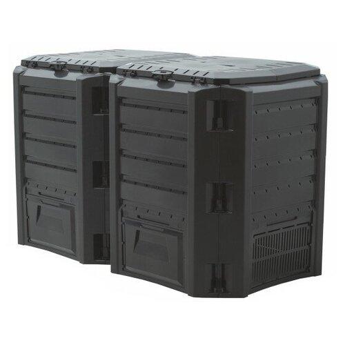Prosperplast Компостер Prosperplast Module 800 л (чёрный)