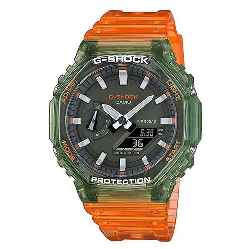 Наручные часы Casio GA-2100HC-4A наручные часы casio ga 800 4a