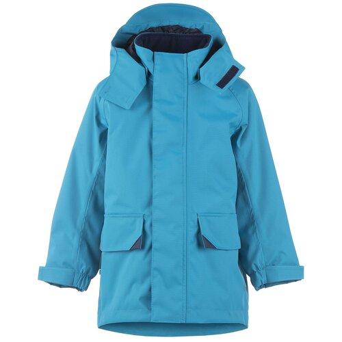 Купить Куртка для мальчиков SEAL K21024A-657, Kerry, Размер 104, Цвет 657-синий, Куртки и пуховики