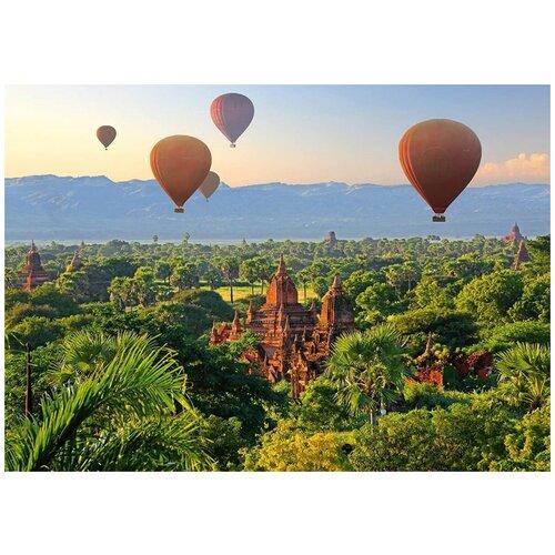 Пазл Schmidt 1000 деталей: Воздушные шары. Мьянма