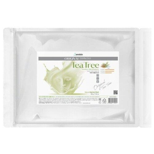 Купить Альгинатная маска с экстрактом чайного дерева Anskin Original Teatree Modeling Mask (пакет 500 г)